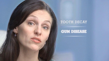 ACT Fluoride Total Care Dry Mouth TV Spot, 'Uncomfortable' - Thumbnail 2