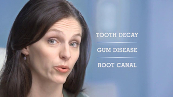 ACT Fluoride Total Care Dry Mouth TV Spot, 'Uncomfortable' - Thumbnail 3