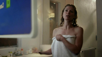 DIRECTV Genie TV Spot, 'Shower Recording Conflict' - Thumbnail 3