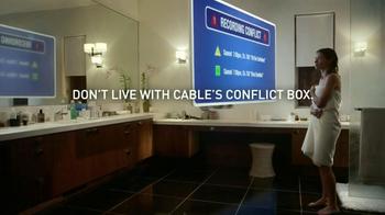 DIRECTV Genie TV Spot, 'Shower Recording Conflict' - Thumbnail 9
