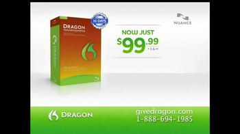 Nuance Dragon TV Spot - Thumbnail 8