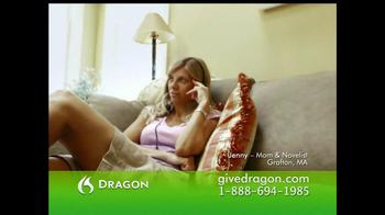 Nuance Dragon TV Spot - Thumbnail 4