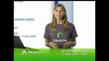 Nuance Dragon TV Spot - Thumbnail 6