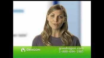 Nuance Dragon TV Spot - Thumbnail 7
