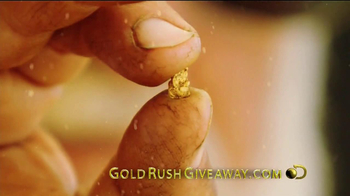 Gold Rush Strike Gold Sweepstakes TV Spot - Thumbnail 8