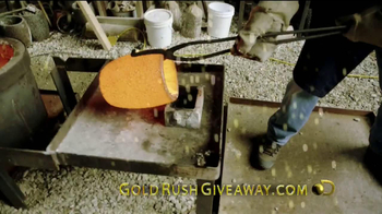 Gold Rush Strike Gold Sweepstakes TV Spot - Thumbnail 9