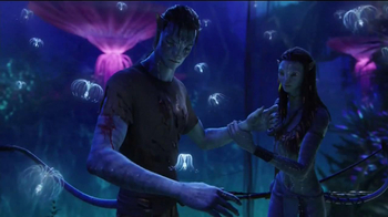 Avatar 3D on Blu-Ray and DVD TV Spot - Thumbnail 1