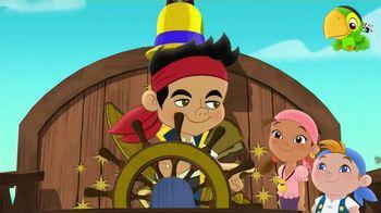 Jack and the Neverland Pirates Jake Saves Bucky DVD TV Spot