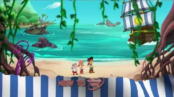 Jack and the Neverland Pirates Jake Saves Bucky DVD TV Spot  - Thumbnail 1
