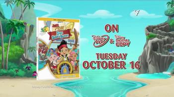 Jack and the Neverland Pirates Jake Saves Bucky DVD TV Spot  - Thumbnail 9