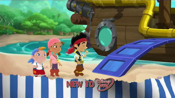 Jack and the Neverland Pirates Jake Saves Bucky DVD TV Spot  - Thumbnail 2