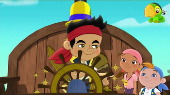 Jack and the Neverland Pirates Jake Saves Bucky thumbnail