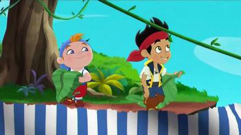Jack and the Neverland Pirates Jake Saves Bucky DVD TV Spot  - Thumbnail 5