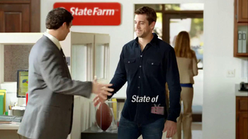 State Farm TV Spot, 'Touchdown Dance' Featuring Aaron Rodgers - Thumbnail 1