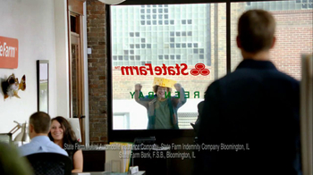 State Farm TV Spot, 'Touchdown Dance' Featuring Aaron Rodgers - Thumbnail 10