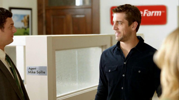State Farm TV Spot, 'Touchdown Dance' Featuring Aaron Rodgers - Thumbnail 3