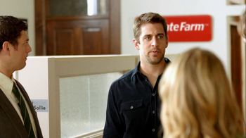 State Farm TV Spot, 'Touchdown Dance' Featuring Aaron Rodgers - Thumbnail 5