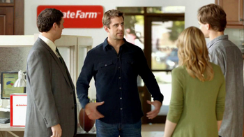 State Farm TV Spot, 'Touchdown Dance' Featuring Aaron Rodgers - Thumbnail 6