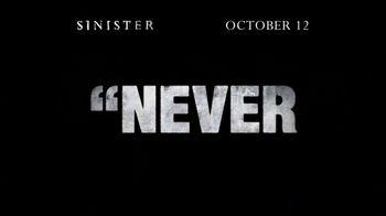 Sinister - Alternate Trailer 3