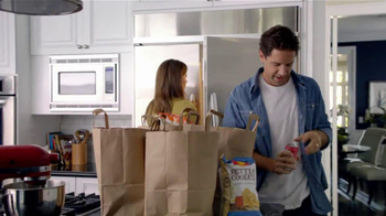 2012 Buick Regal GS TV Spot, 'Groceries'