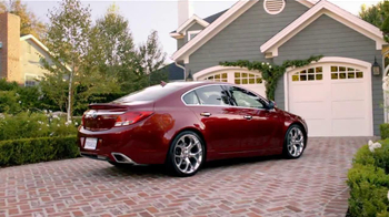 2012 Buick Regal GS TV Spot, 'Groceries' - Thumbnail 5