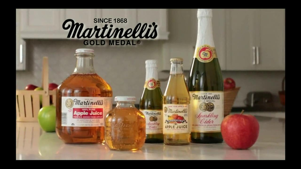Martinelli S Tv Commercial Drink Your Apple A Day Ispot Tv