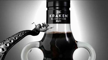 The Kraken Black Spiced Rum TV Spot, 'Beast'