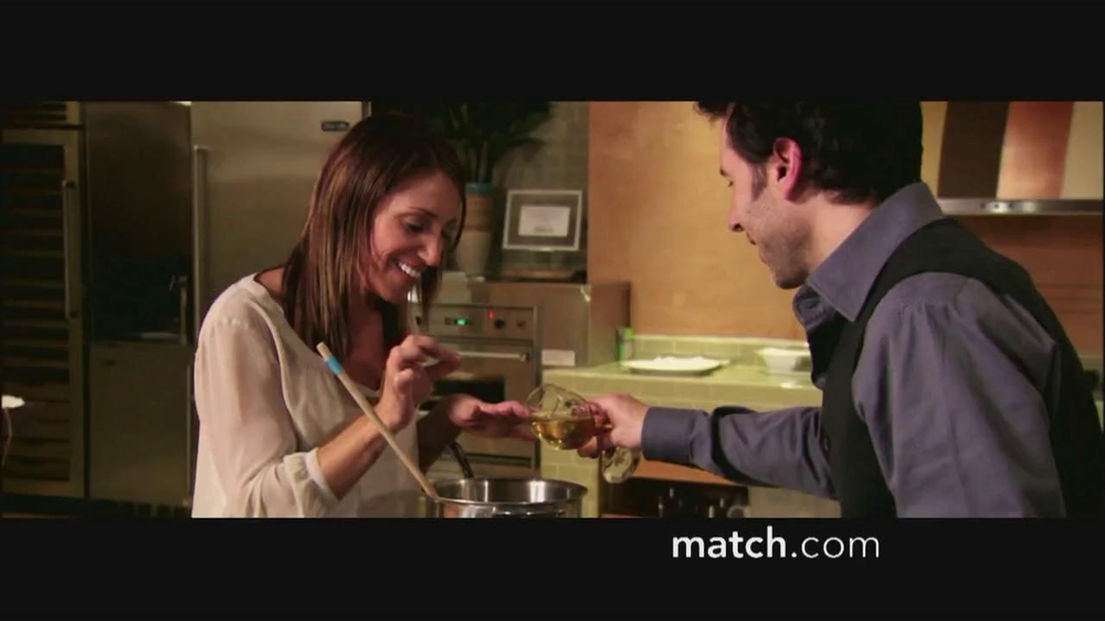 Match.com TV Commercial, 'Stir Events Silent'