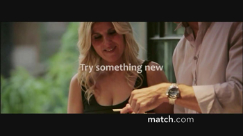 Match.com TV Spot, 'Stir Events Silent' - Thumbnail 4