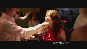 Match.com TV Spot, 'Stir Events Silent' - Thumbnail 7