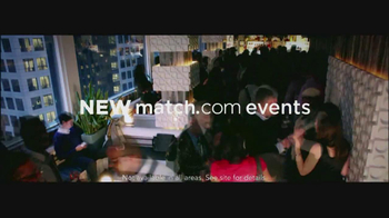 Match.com TV Spot, 'Stir Events Silent' - Thumbnail 9