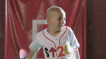 MasterCard TV Spot, 'Stand Up 2 Cancer' Featuring Jon Lester - Thumbnail 6