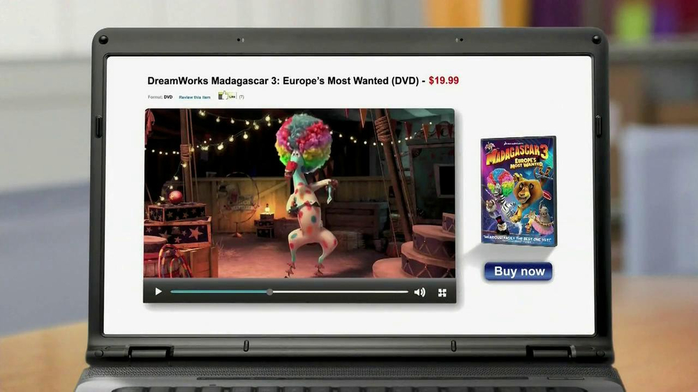 Discover Card TV Commercial, 'Online Purchases'
