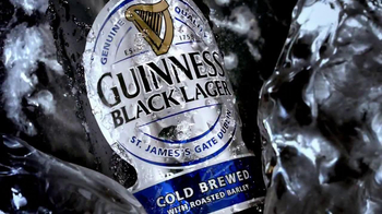 Guinness Black Lager TV Spot, 'Something About Black' Song by Gin Wigmore - Thumbnail 7