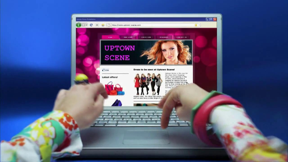 1&1 Internet TV Commercial, 'Creating a Business Website'