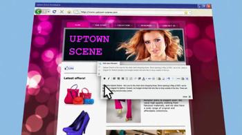1&1 Internet TV Spot, 'Creating a Business Website' - Thumbnail 6