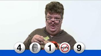 Thing X TV Spot, 'Lottery'