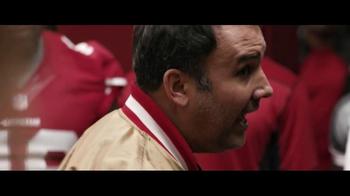 VISA TV Spot, '49ers Locker Room' - Thumbnail 1
