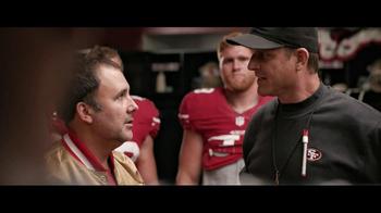 VISA TV Spot, '49ers Locker Room' - Thumbnail 7