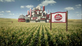 Orville Redenbacher's Pop-Up Bowl TV Spot