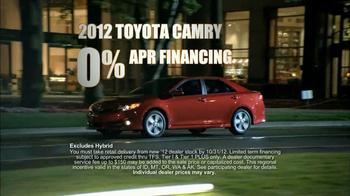 Toyota Camry TV Spot 'Still Better'  - Thumbnail 9