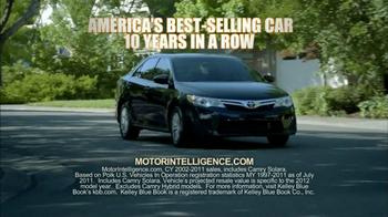 Toyota Camry TV Spot 'Still Better'  - Thumbnail 4