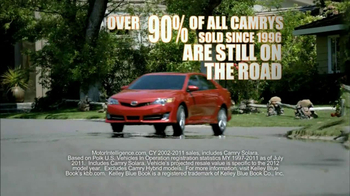 Toyota Camry TV Spot 'Still Better'  - Thumbnail 5