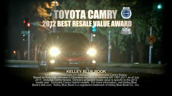 Toyota Camry TV Spot 'Still Better'  - Thumbnail 7