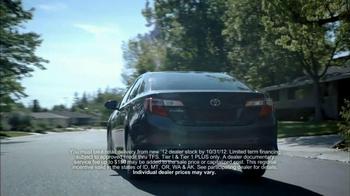 Toyota Camry TV Spot 'Still Better'  - Thumbnail 8