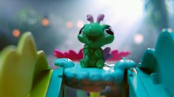 Littlest Pet Shop Fairy Fun Rollercoaster TV Spot, 'Down the Slide' - Thumbnail 4