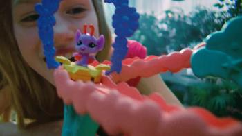 Littlest Pet Shop Fairy Fun Rollercoaster TV Spot, 'Down the Slide' - Thumbnail 7