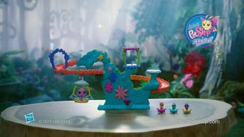 Littlest Pet Shop Fairy Fun Rollercoaster TV Spot, 'Down the Slide' - Thumbnail 9