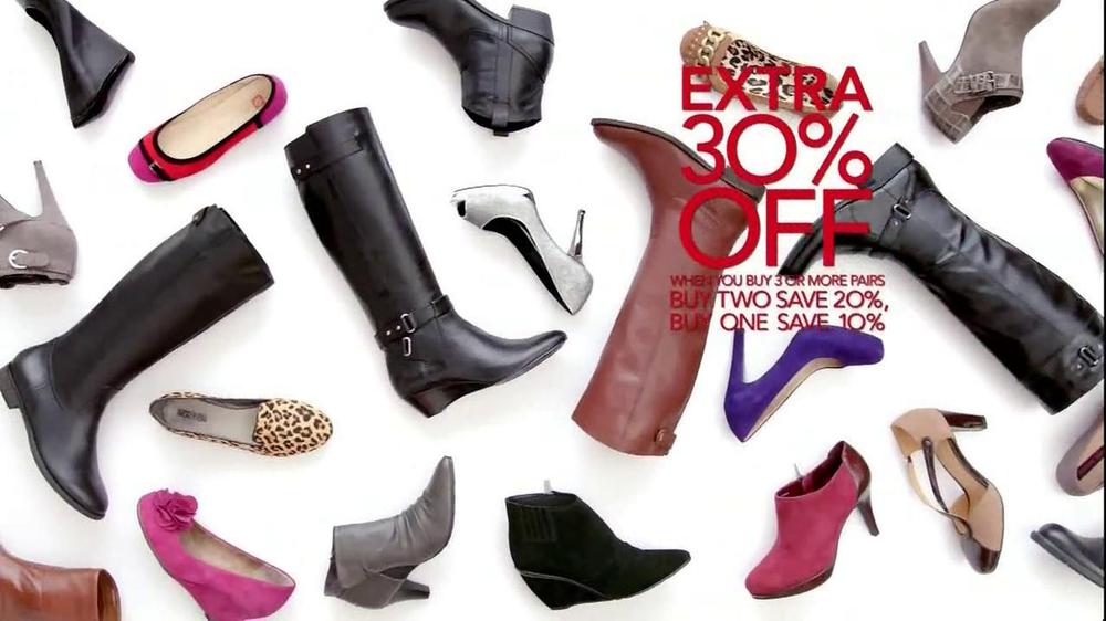 Macy's Great Shoe Sale TV Spot - iSpot.tv