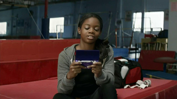 Nintendo 3DS TV Spot, 'Collecting Champion' Featuring Gabby Douglas - Thumbnail 3